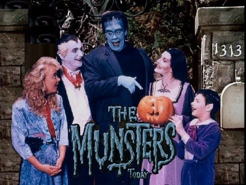 The Munsters Aren't (Un)Dead Yet at NBC