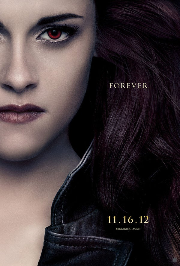 Twilight: Breaking Dawn 2 Gets a 10-Second Clip