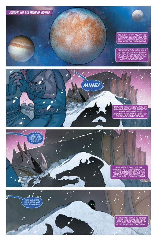 Voodoo #10 Page 1
