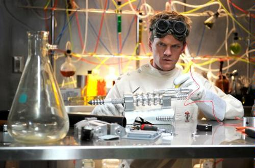 Whedon Brings Dr. Horrible to The CW