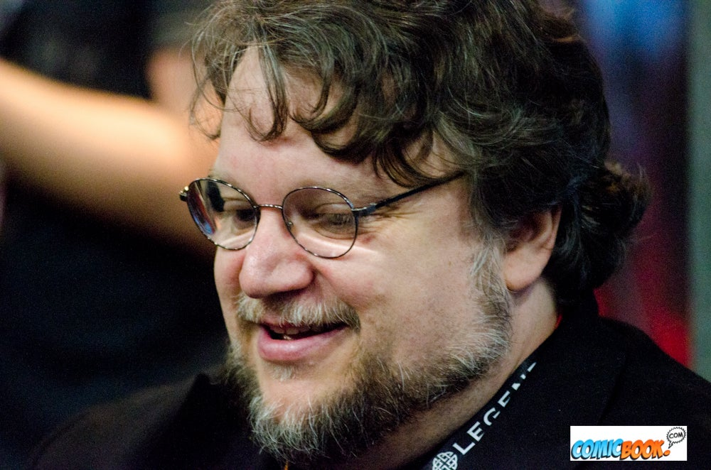 Guillermo del Toro Working On DC Comics Dark Universe Movie