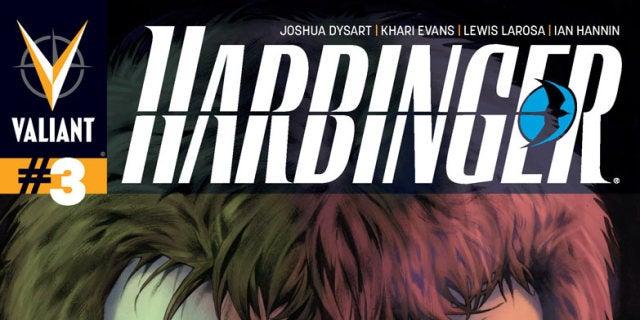 Harbinger #3