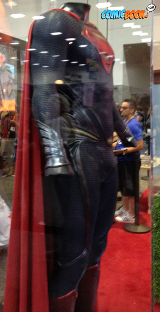 Comic-Con Man Of Steel Costume