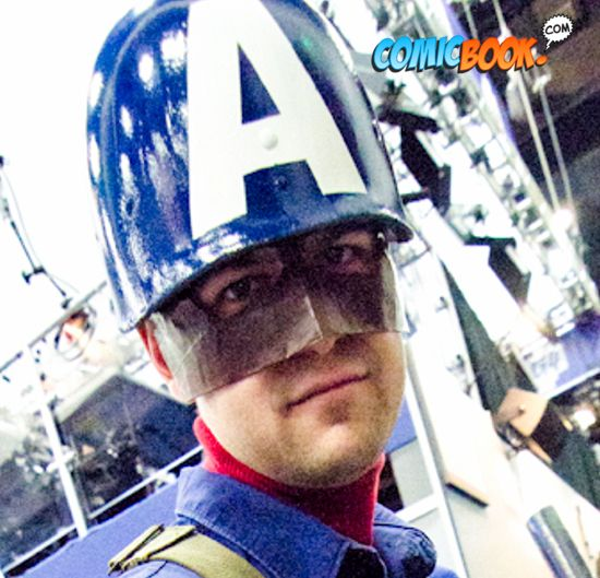 Captain America Hat