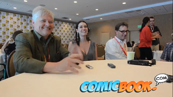 Dan Vs. Comic-Con With Dave Foley, Paget Brewster and Tom Kenny