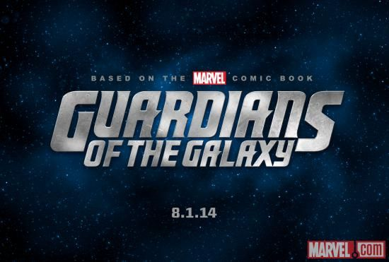 Guardians of the Galaxy movie logo