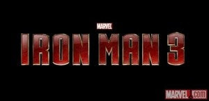 Iron Man 3 Movie Logo