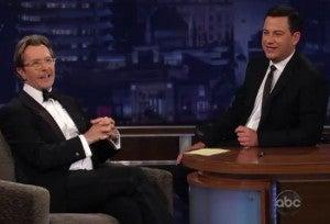 Jimmy Kimmel And Gary Oldman