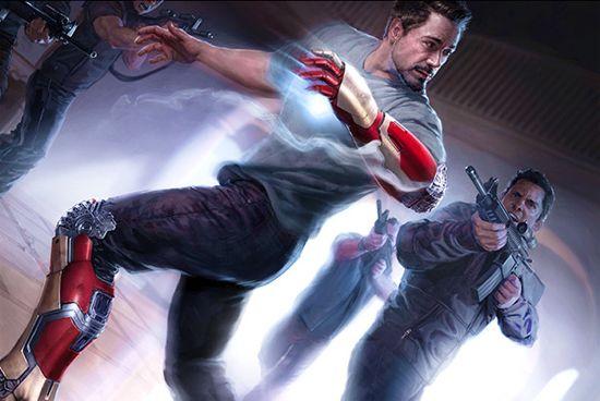 Marvel Studios Comic Con Panel
