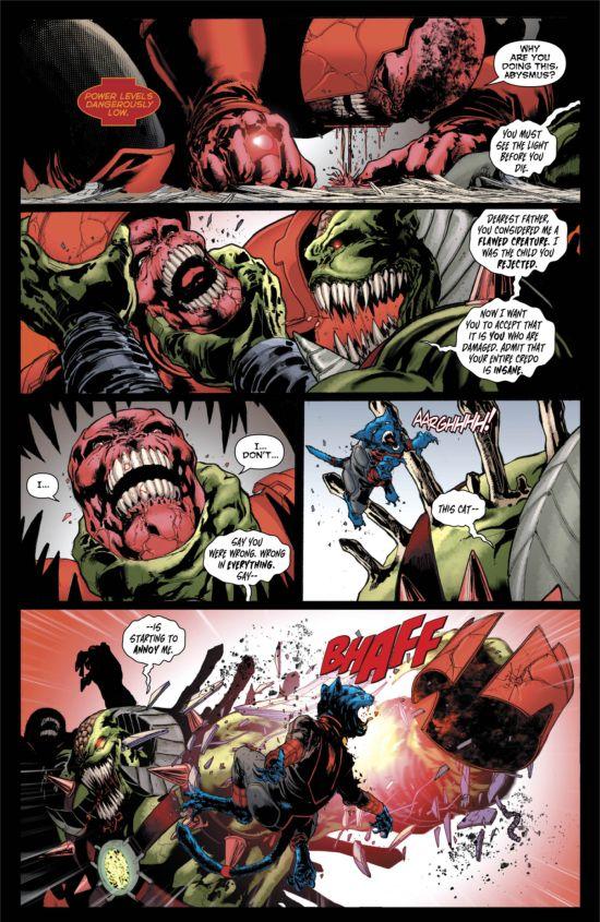 Red Lanterns #12 Page 3