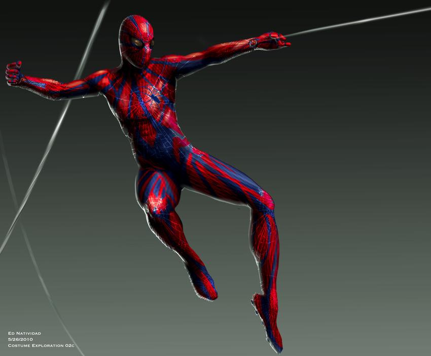 Amazing Spider Man Almost Changed The Costume Dramatically