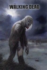 The Walking Dead Season 3 Comic-Con Poster