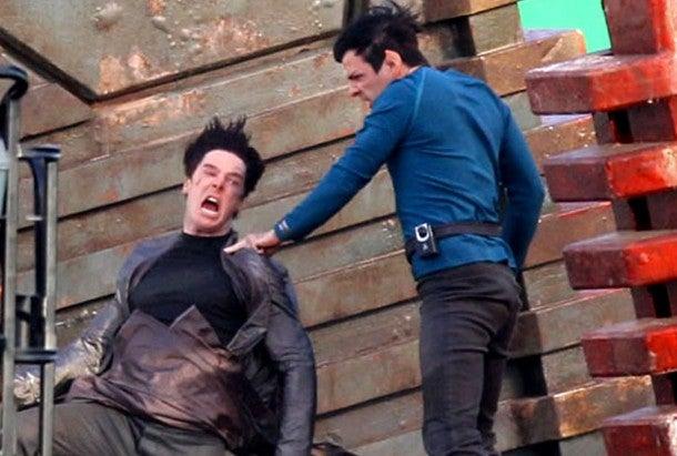 Star Trek 2 Villain Cumberbatch To Face James Bond Next?
