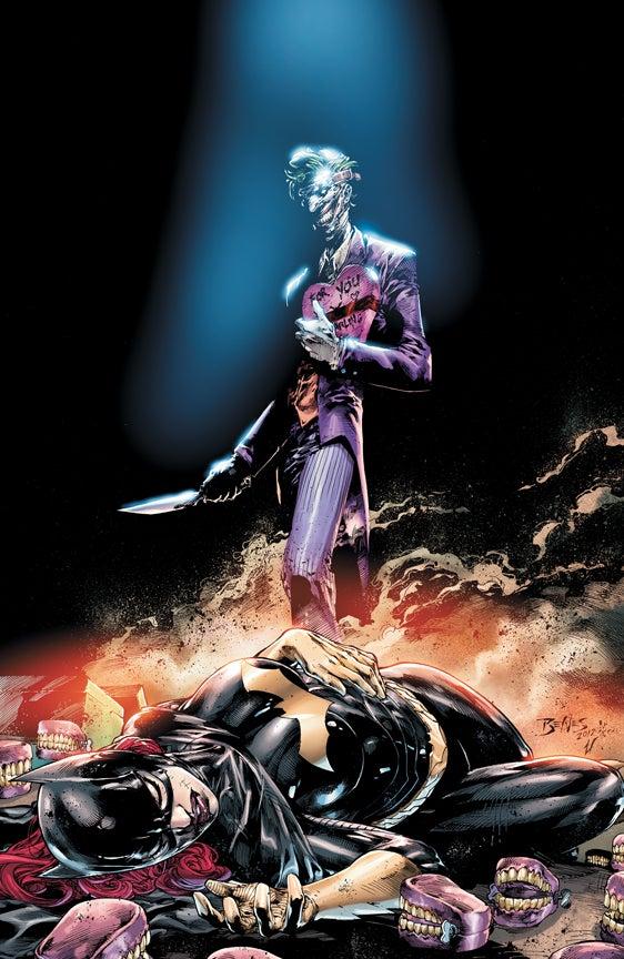 the new 52 joker comic cover