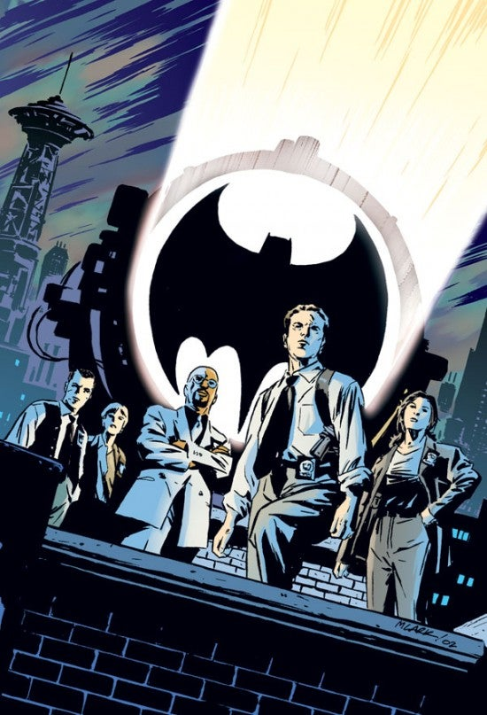 GothamCentral