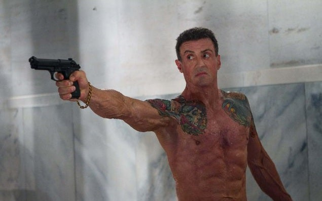Sylvester Stallone Talks Batman vs. Superman, His Embarrassing Superman Story