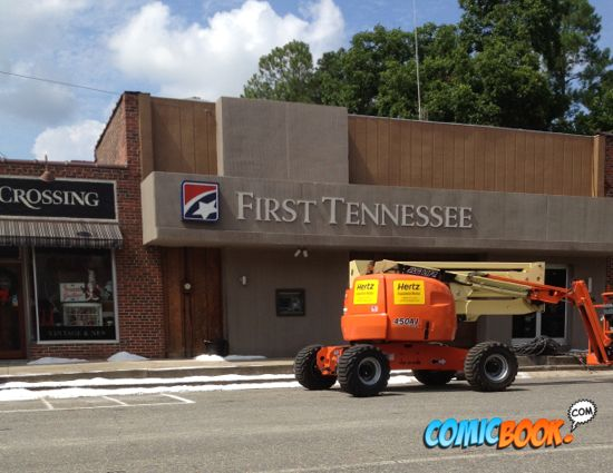 Iron Man 3 First Tennessee