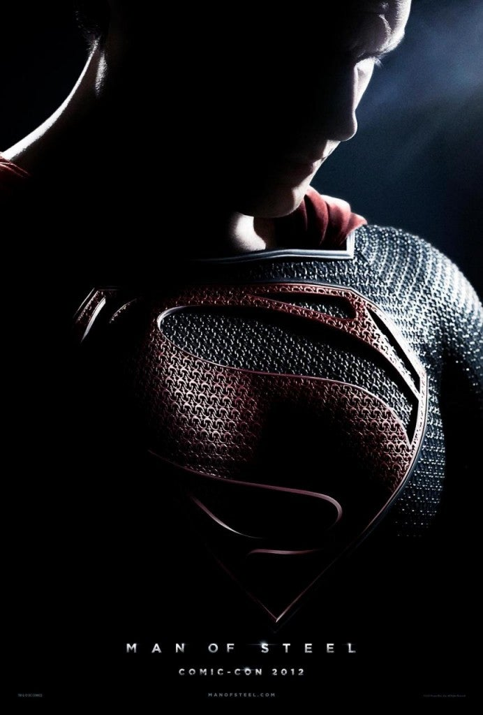 Report: New Man of Steel Trailer Features The Fortress, Lois, Powers