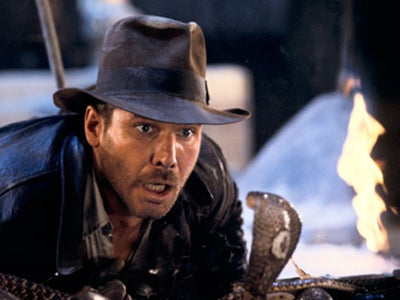 Indiana Jones Rights Now Fully at Disney