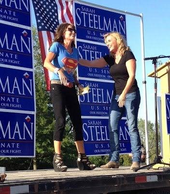 Sarah Palin Superman Sarah Palin's Take on ...