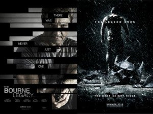 The Bourne Legacy Beats The Dark Knight Rises