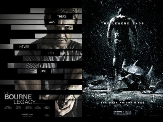 The Dark Knight Rises Was August's Biggest Movie