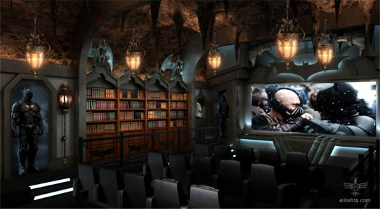 The Dark Knight Rises Theater