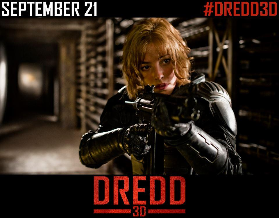 "Olivia Thirlby On Dredd 2: ""A Girl Can Dream"""