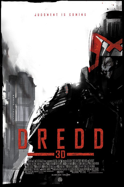 Dredd 3D: The Five Best Moments