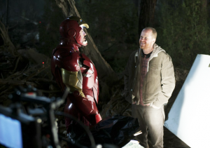 Joss Whedon Iron Man