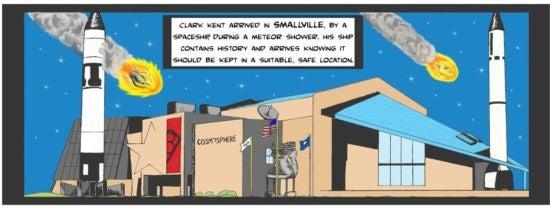Smallville Cosmosphere