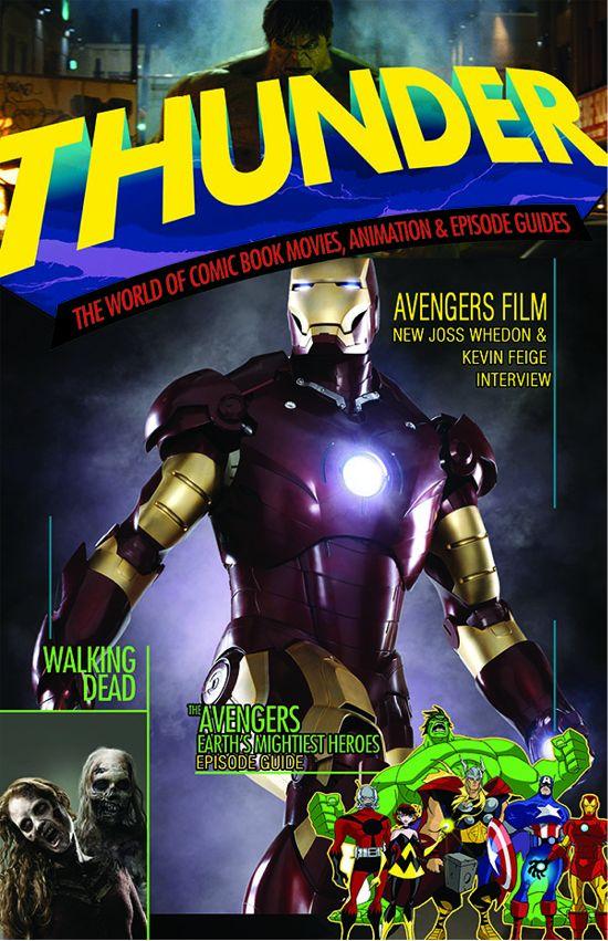 Comic Magazine movie