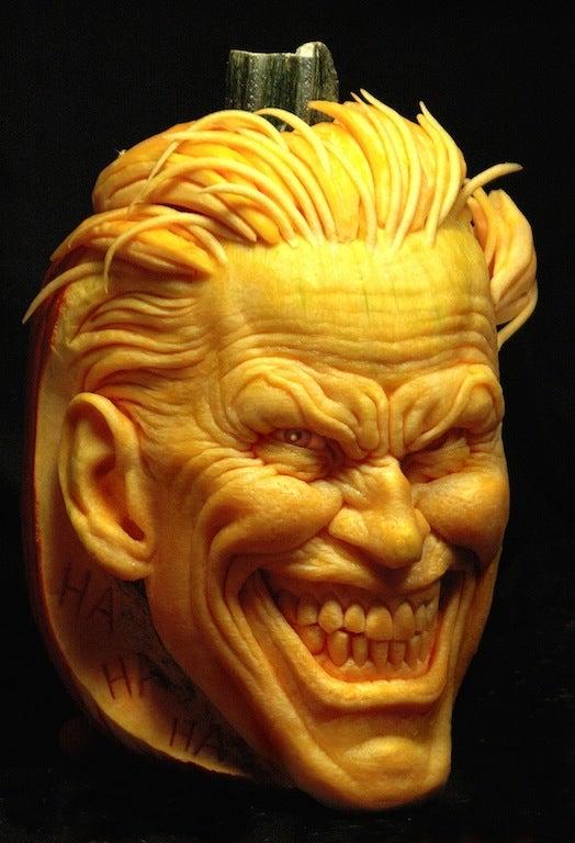 Batman halloween video dc comics s the joker and two face