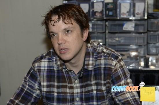 Eric Milligan Reconnecting With Bones39s Lost Doc Eric Millegan