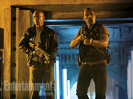A Good Day to Die Hard: McClane Working For The Man