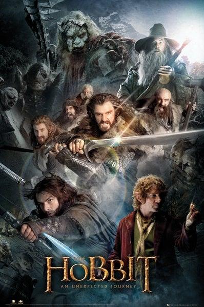 The Hobbit: An Unexpected Journey Extended Cut (2012) WEBRip x264 AAC 5.1-PsiX