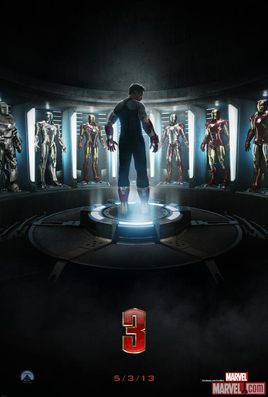 Iron Man 3 Reportedly Filming In India