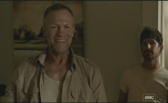The Walking Dead Merle Smiles