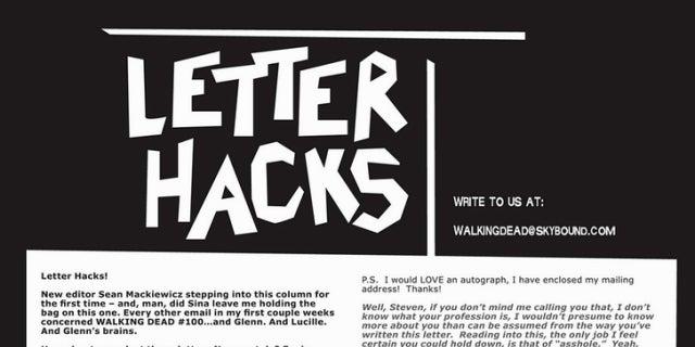 Letter Hacks