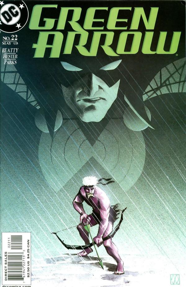 Arrow Showrunner Vertigo Is Inspired By Batman Begins Villain