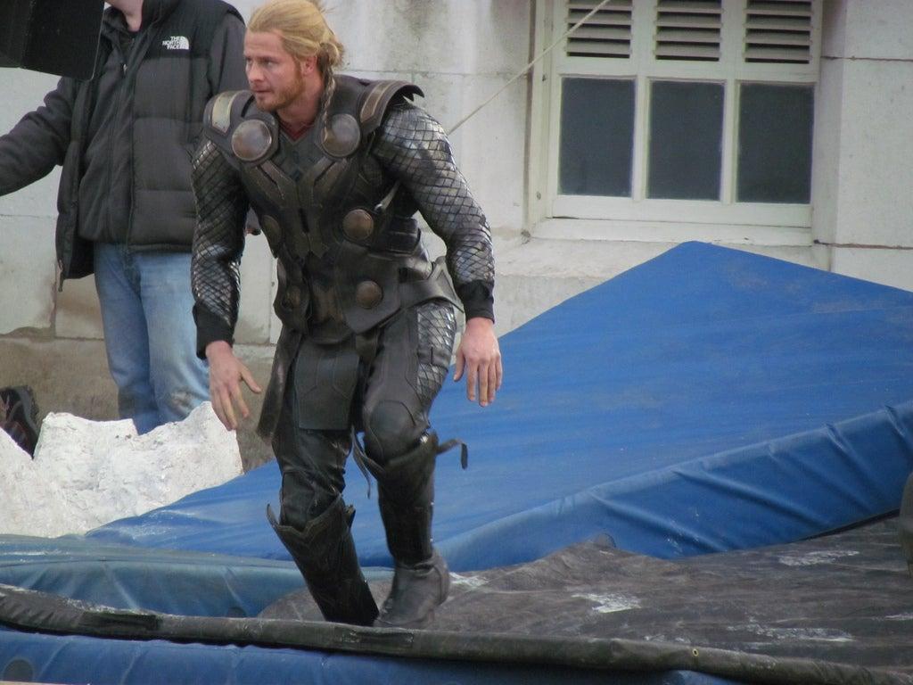 Thor: The Dark World Gets Intergalactic