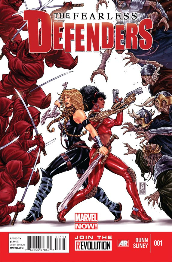 Marvel 39 s Birds of Prey NOW Fearless