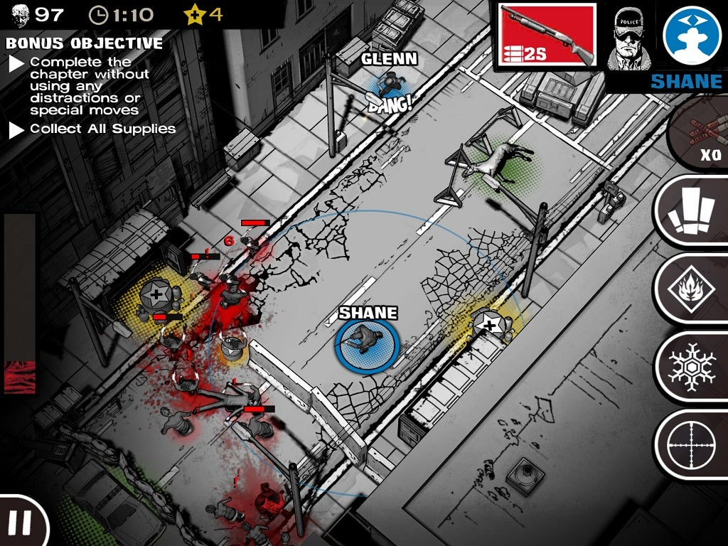 The Walking Dead Assault IOS Game Launches