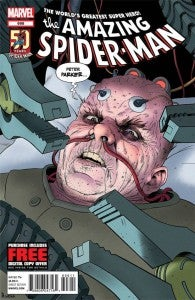 Amazing Spider-Man #698