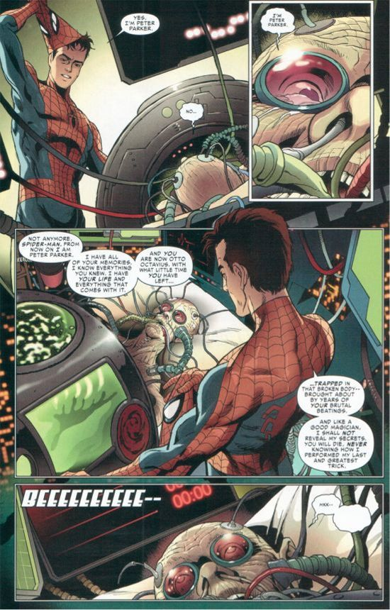 Amazing Spider-Man #698 spoiler