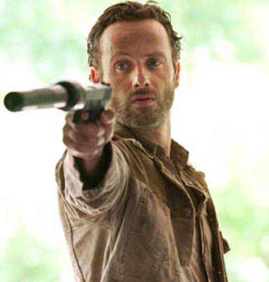 Andrew Lincoln Deserves Emmy Award For The Walking Dead | Comicbook.