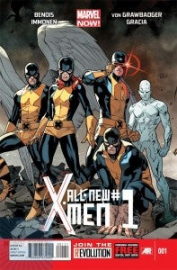 All New X-Men #1