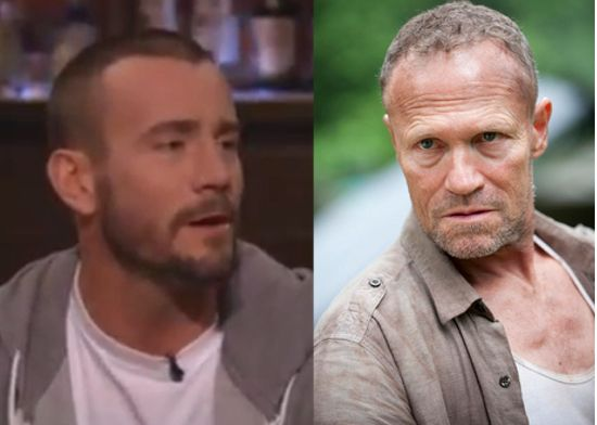 CM Punk Vs. Micheal Rooker
