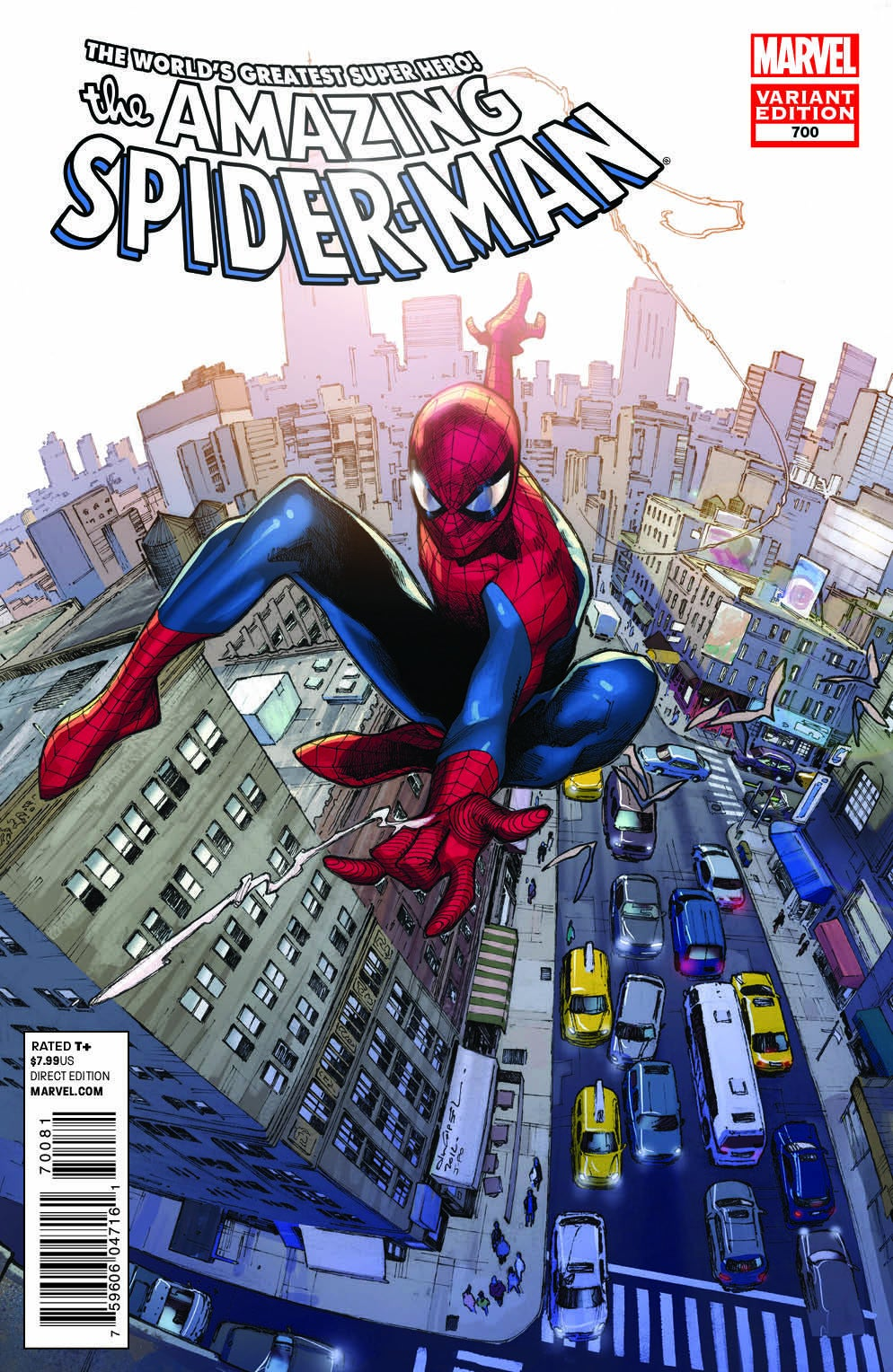 Amazing Spider-Man Comic Book Key Issues & Values - Comics