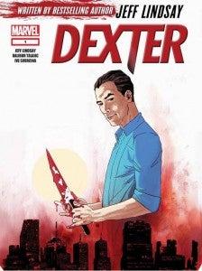 Dexter comic book